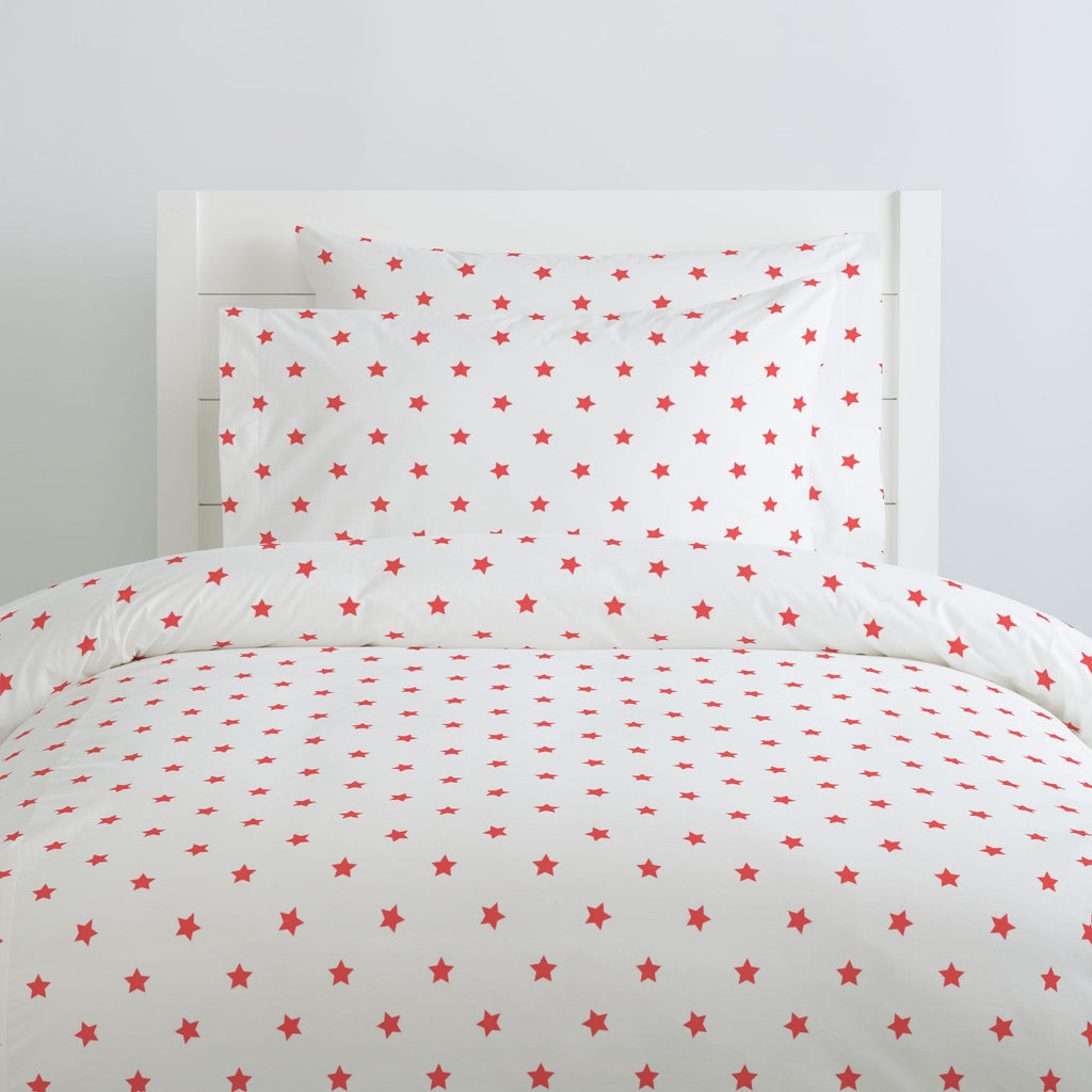 Product image for Coral Stars Duvet Cover