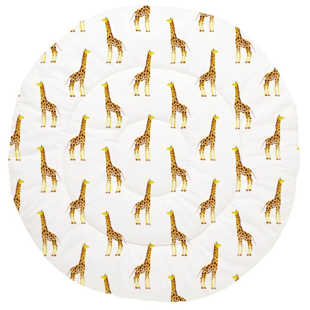 Product image for Painted Giraffe Baby Play Mat