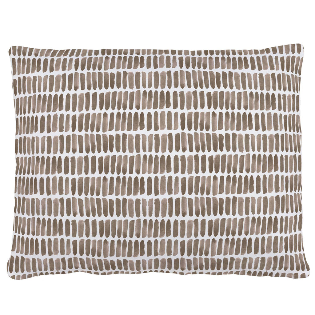 Product image for Mocha Forest Sticks Accent Pillow