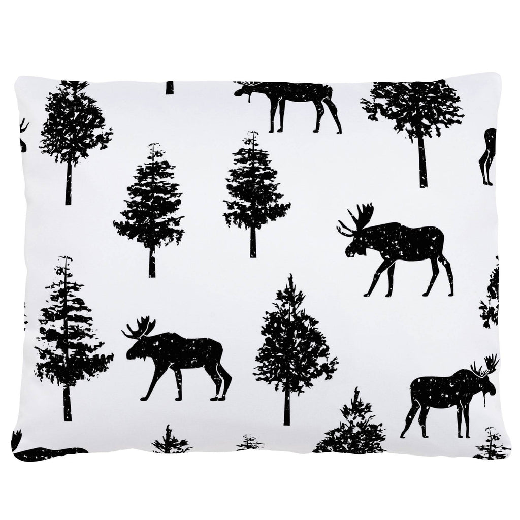 Product image for Onyx Moose Accent Pillow