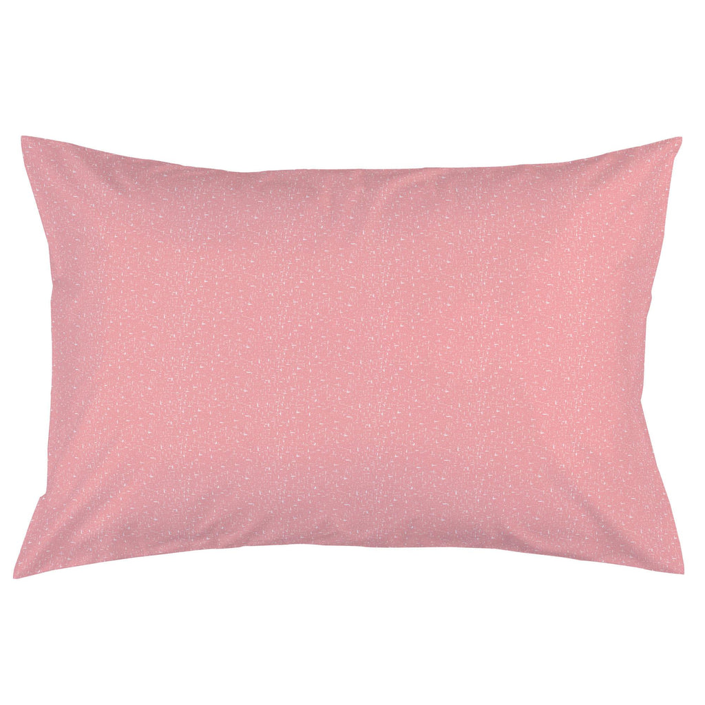Product image for Coral Pink Heather Pillow Case
