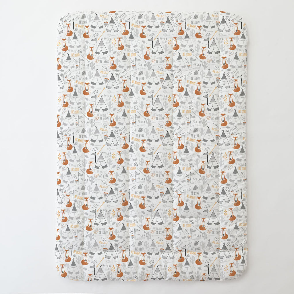 Product image for Brave Fox Toddler Comforter