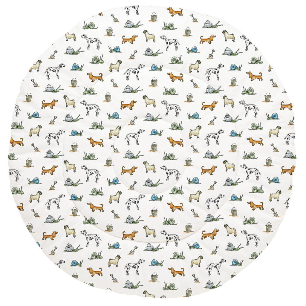 Product image for Snails and Tails Baby Play Mat