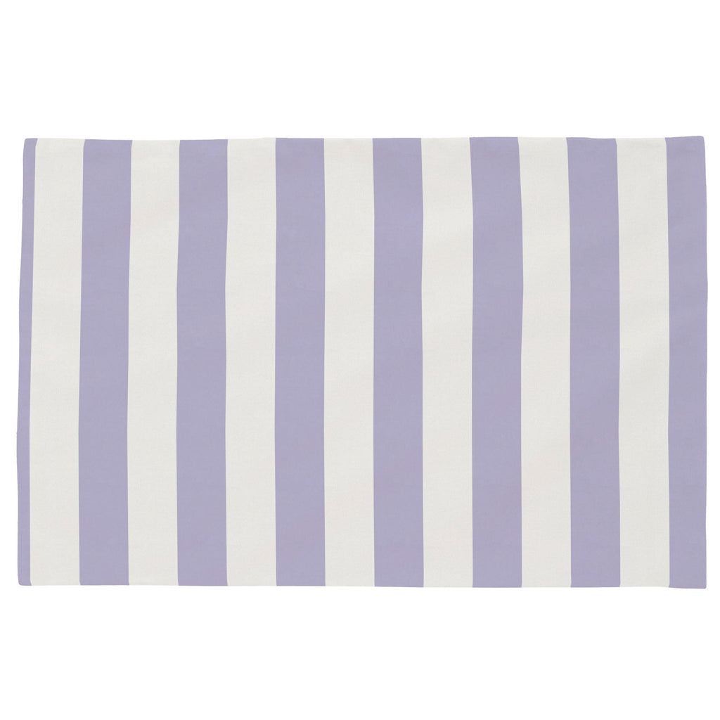Product image for Lilac Stripe Toddler Pillow Case