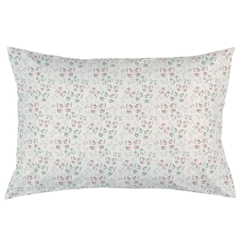 Product image for Blush and Ivory Butterfly Pillow Case