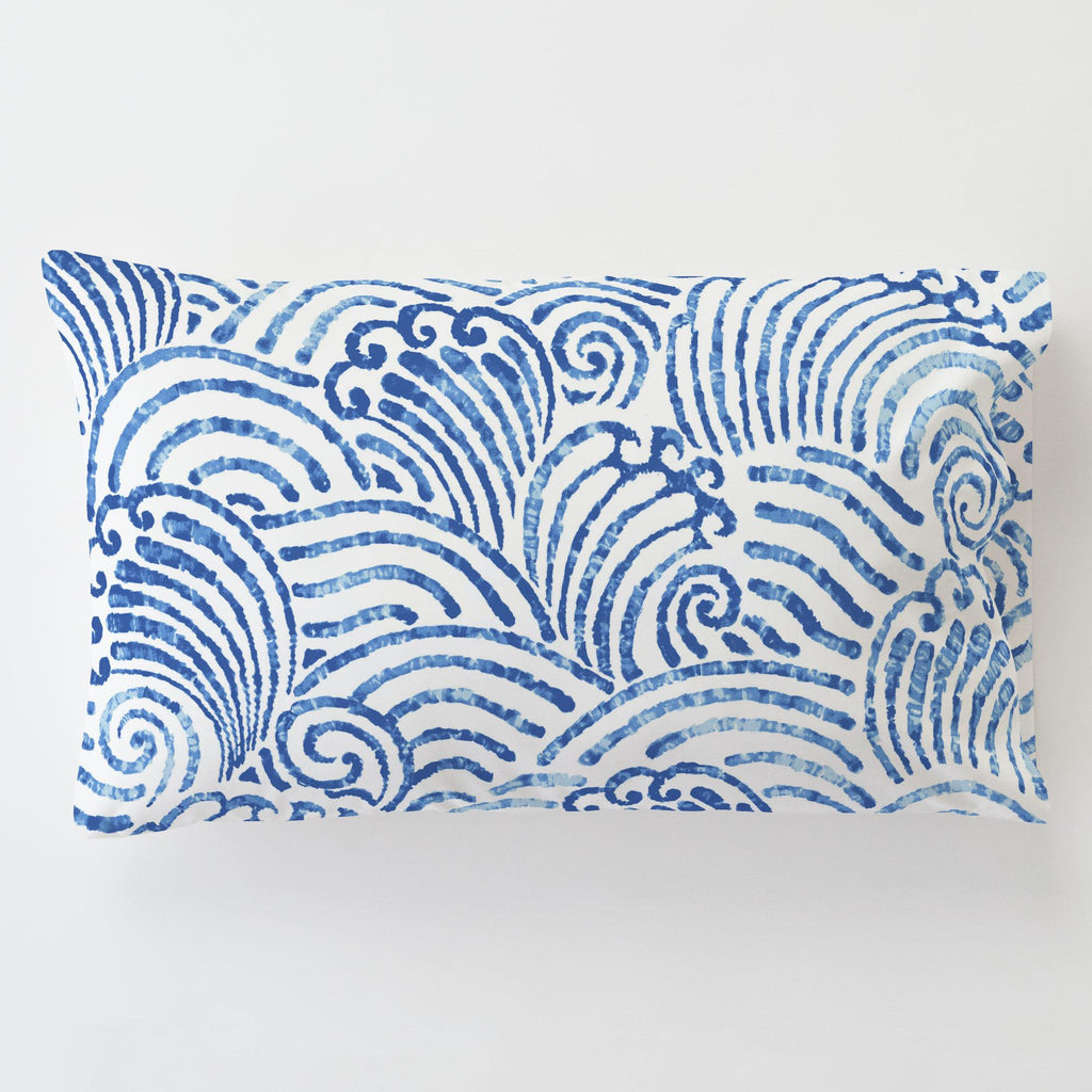 Product image for Blue Seas Toddler Pillow Case with Pillow Insert