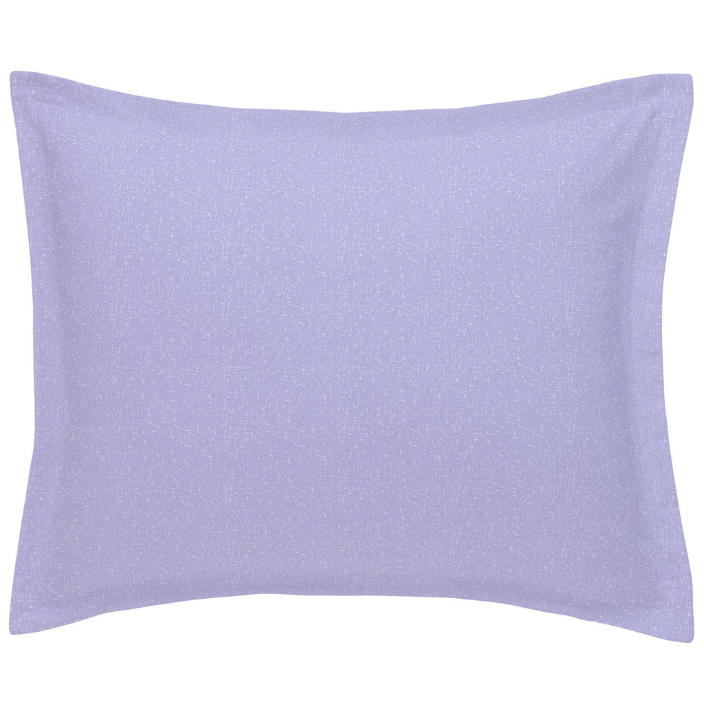 Product image for Lilac Heather Pillow Sham