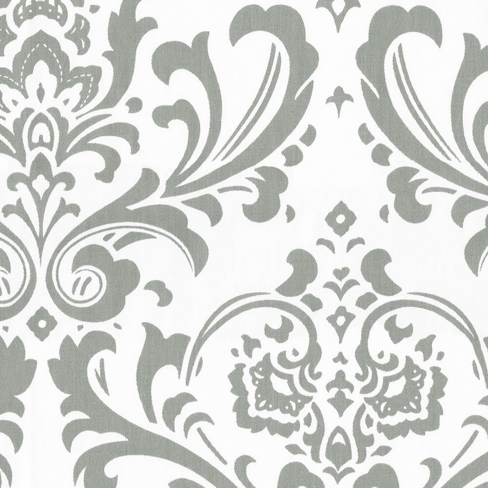 Product image for Gray Traditions Damask Cradle Sheet