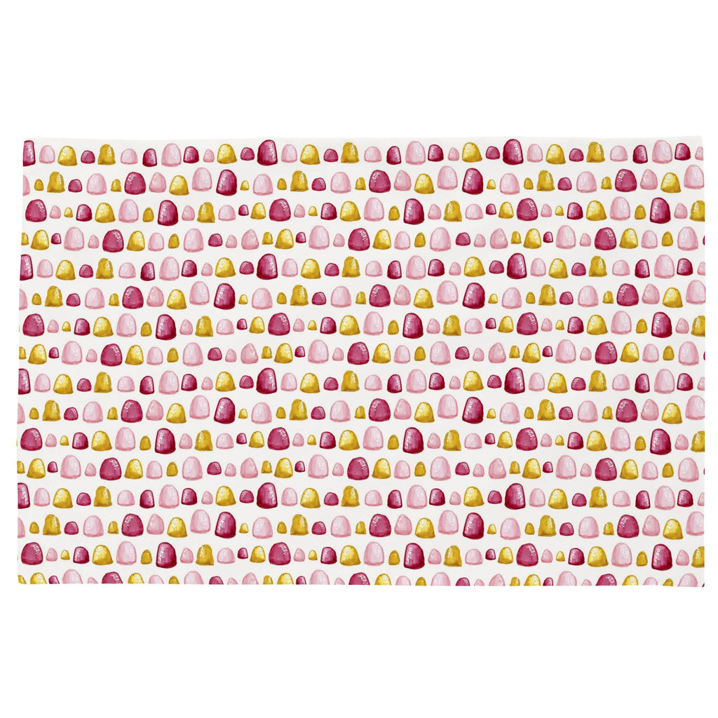 Product image for Painted Gumdrops Toddler Pillow Case