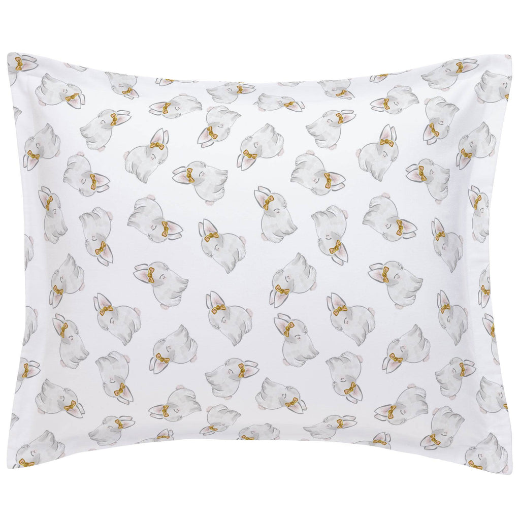 Product image for Painted Bunnies Pillow Sham