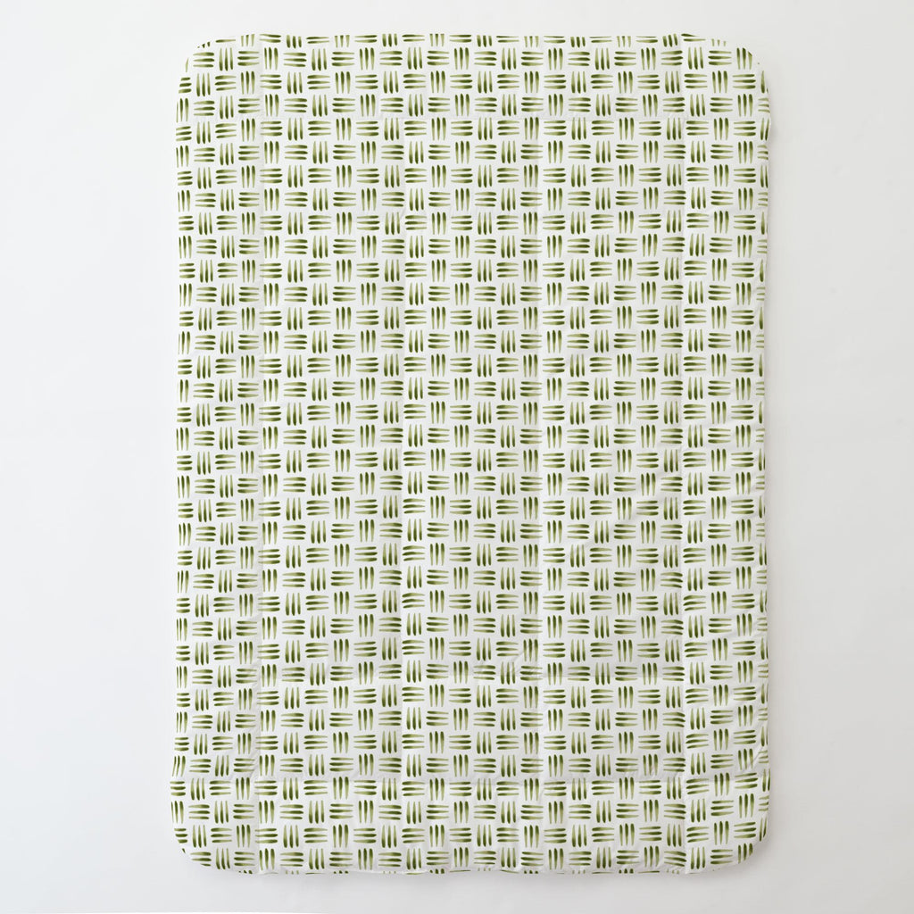 Product image for Sage Basket Toddler Comforter