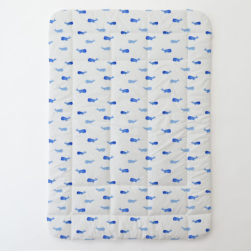 Product image for Whale of a Tale Toddler Comforter