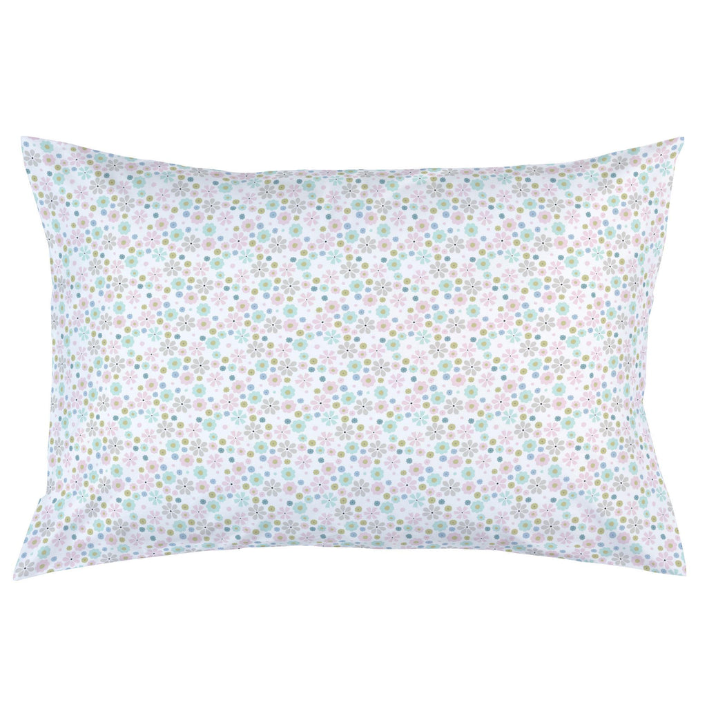 Product image for Pink Spring Flowers Pillow Case
