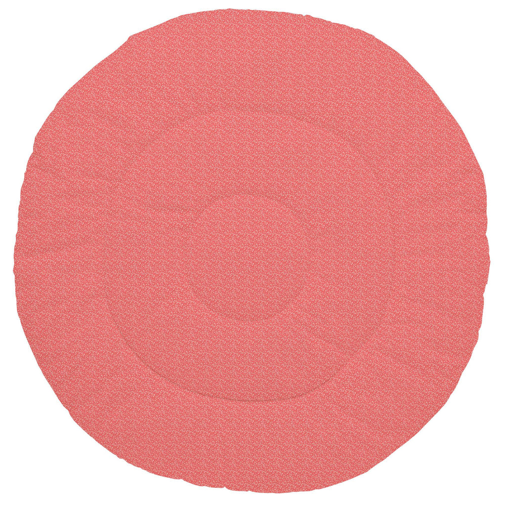 Product image for Coral Confetti Baby Play Mat
