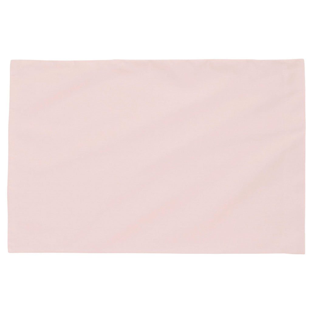 Product image for Solid Pink Toddler Pillow Case