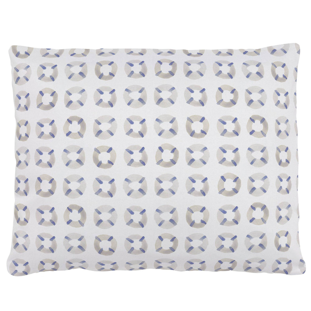Product image for Watercolor Lifesavers Accent Pillow