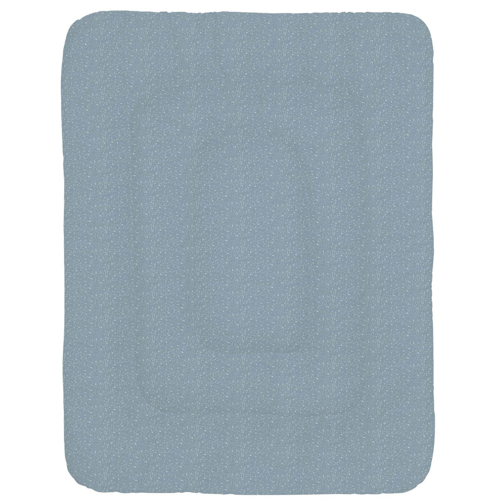 Product image for Steel Blue Heather Crib Comforter