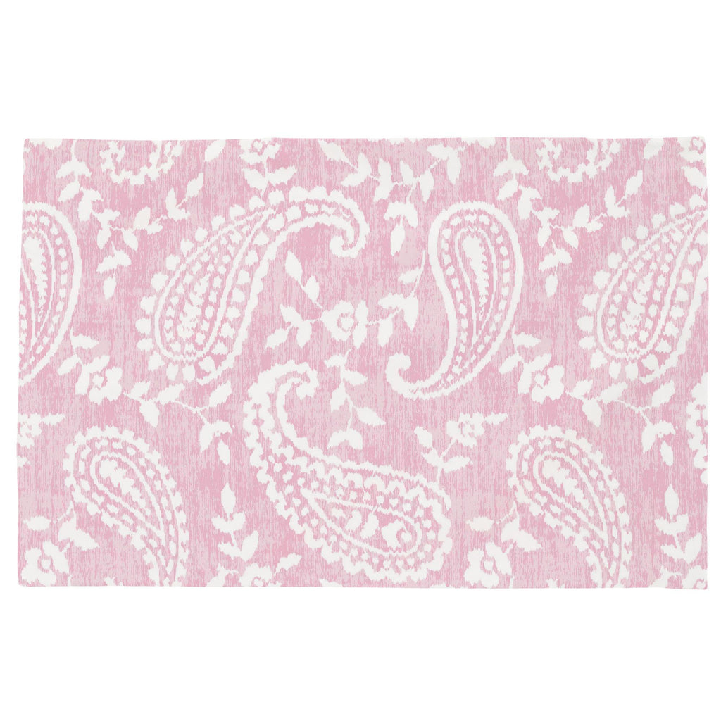 Product image for Pink Paisley Toddler Pillow Case