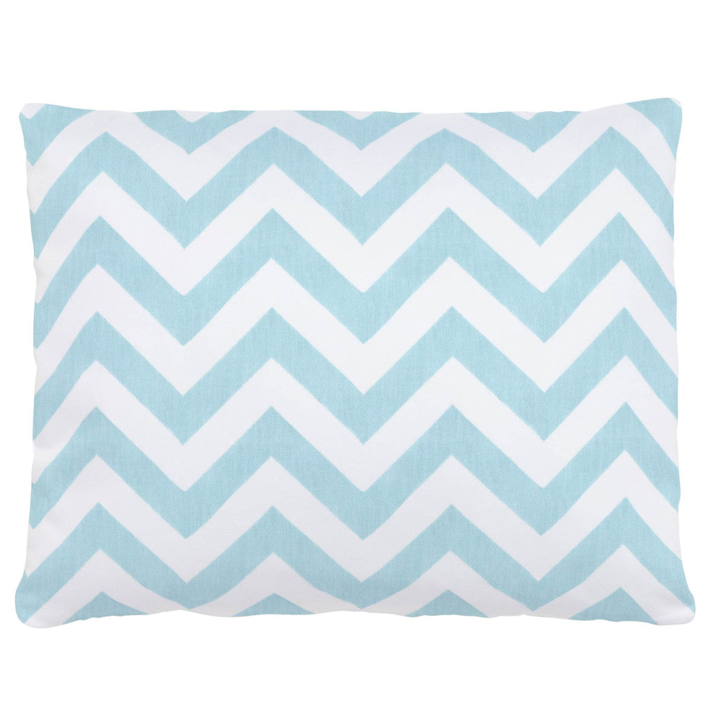 Product image for Mist Zig Zag Accent Pillow