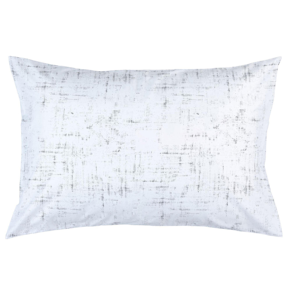 Product image for Cloud Gray Distressed Pillow Case