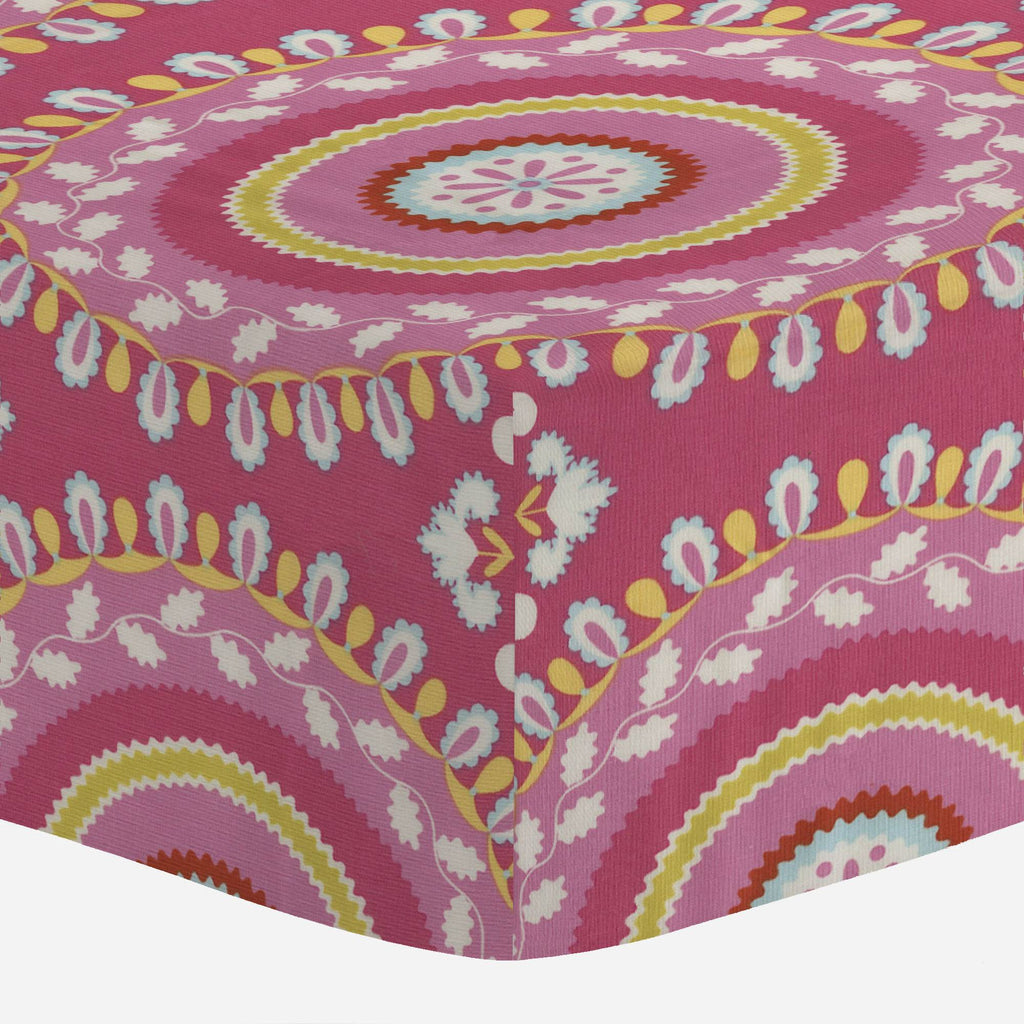 Product image for Kumari Garden Jeevan Crib Sheet