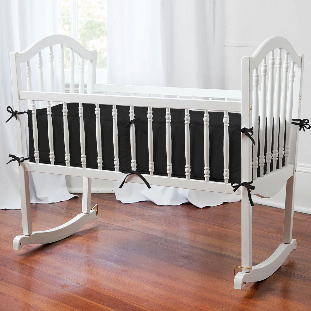 Product image for Solid Black Cradle Bumper