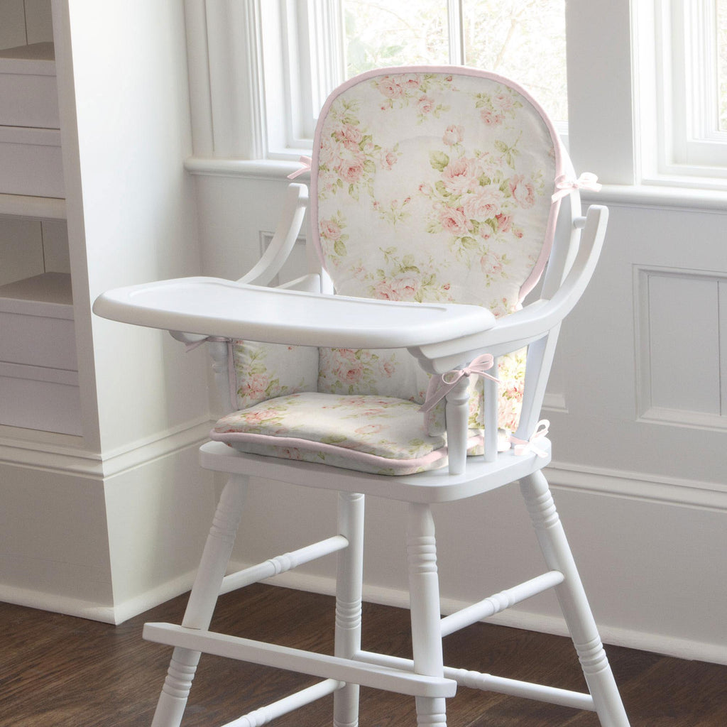 Product image for Pink Floral High Chair Pad