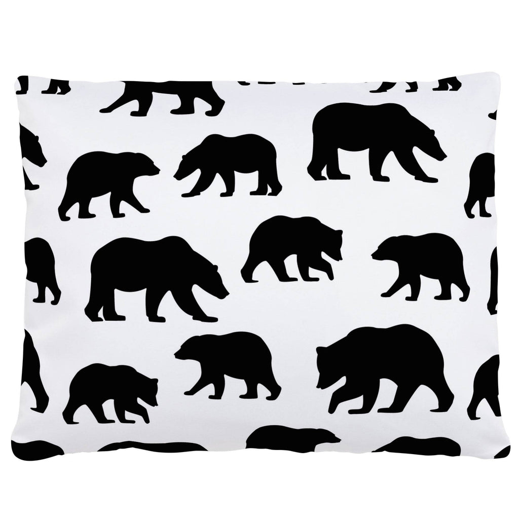 Product image for Onyx Bears Accent Pillow