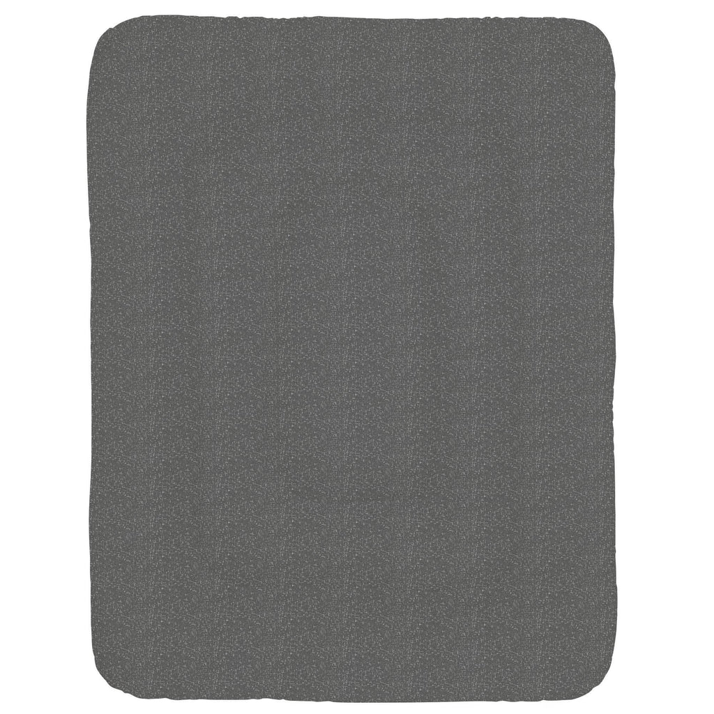 Product image for Dark Gray Heather Crib Comforter
