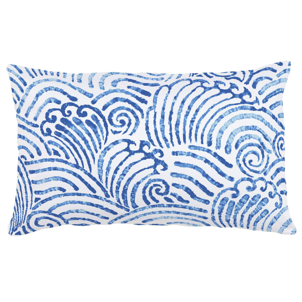 Product image for Blue Seas Lumbar Pillow