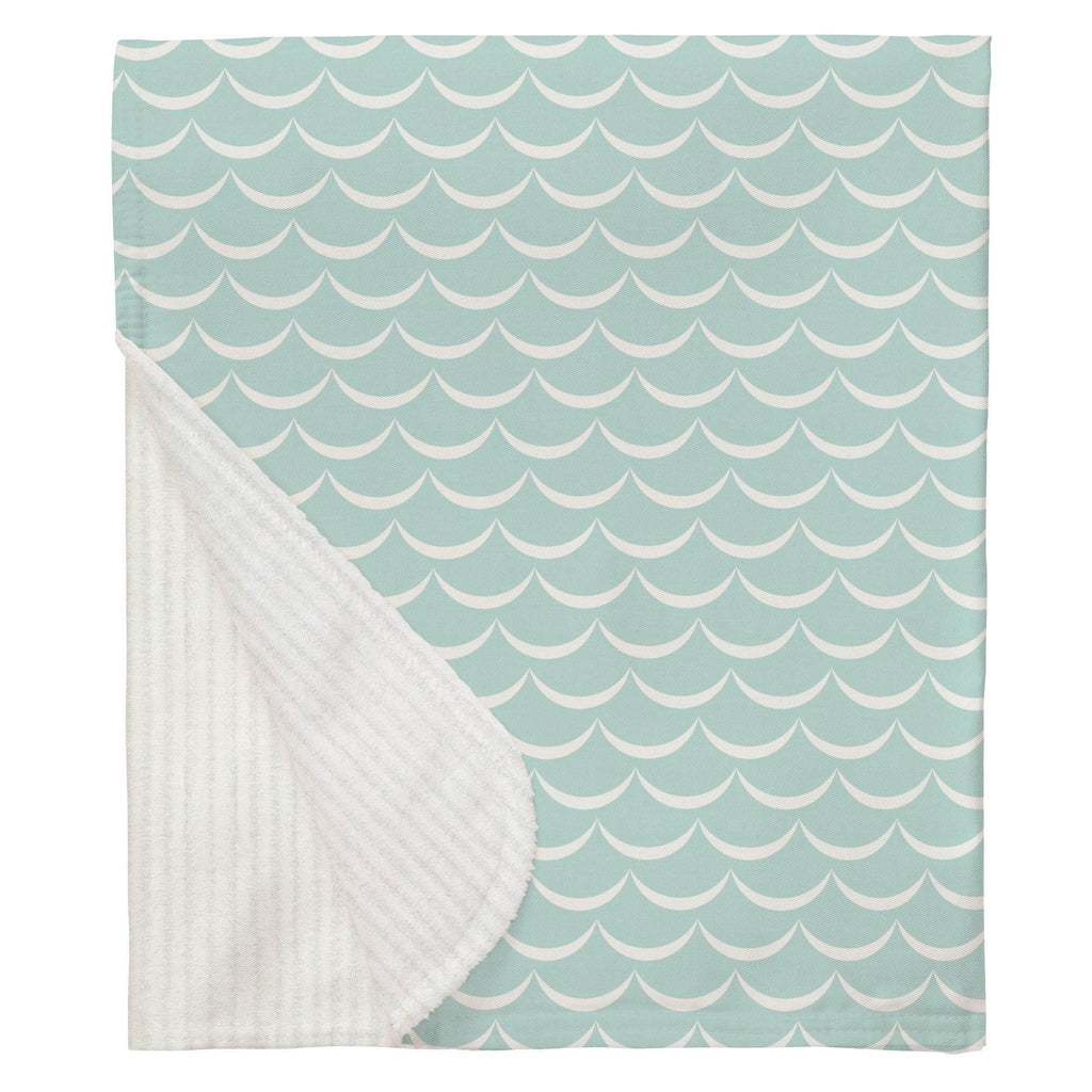Product image for Mist Waves Baby Blanket