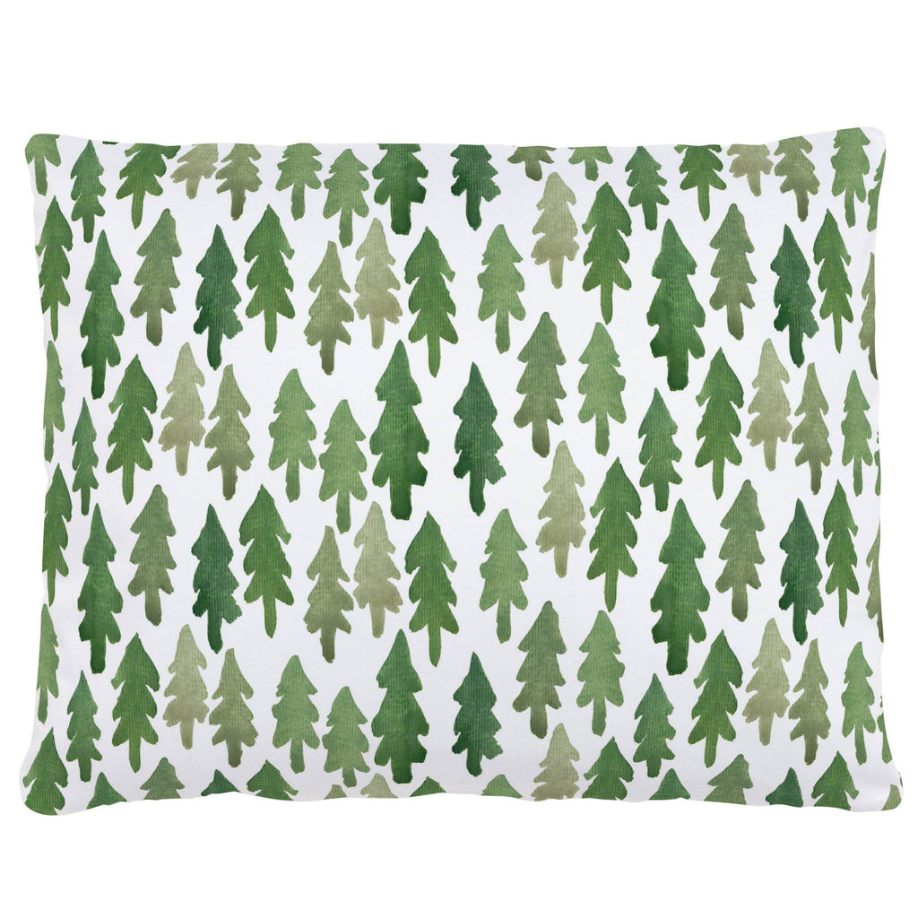 Product image for Evergreen Forest Accent Pillow