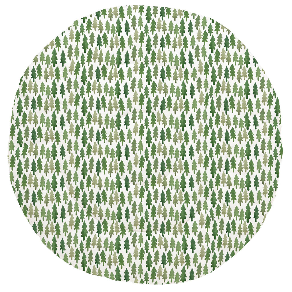 Product image for Evergreen Forest Baby Play Mat