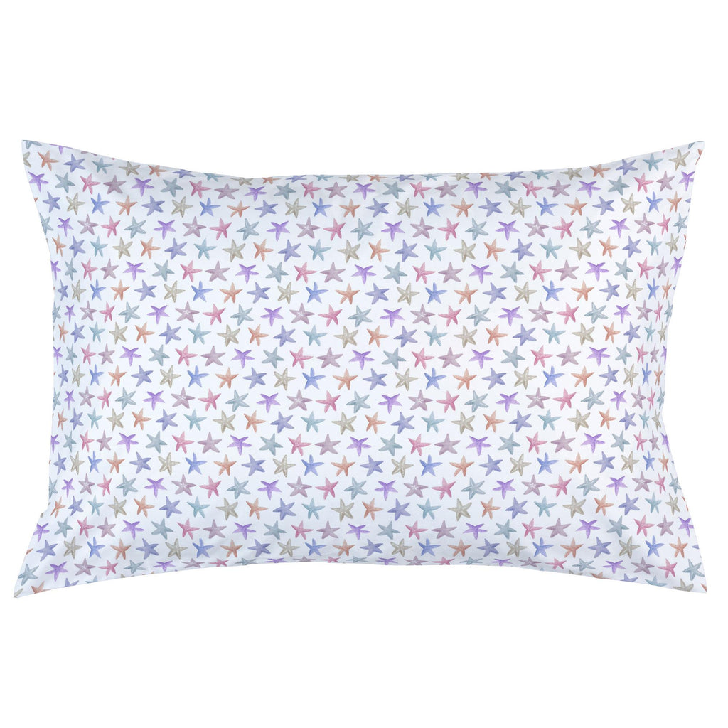 Product image for Watercolor Starfish Pillow Case