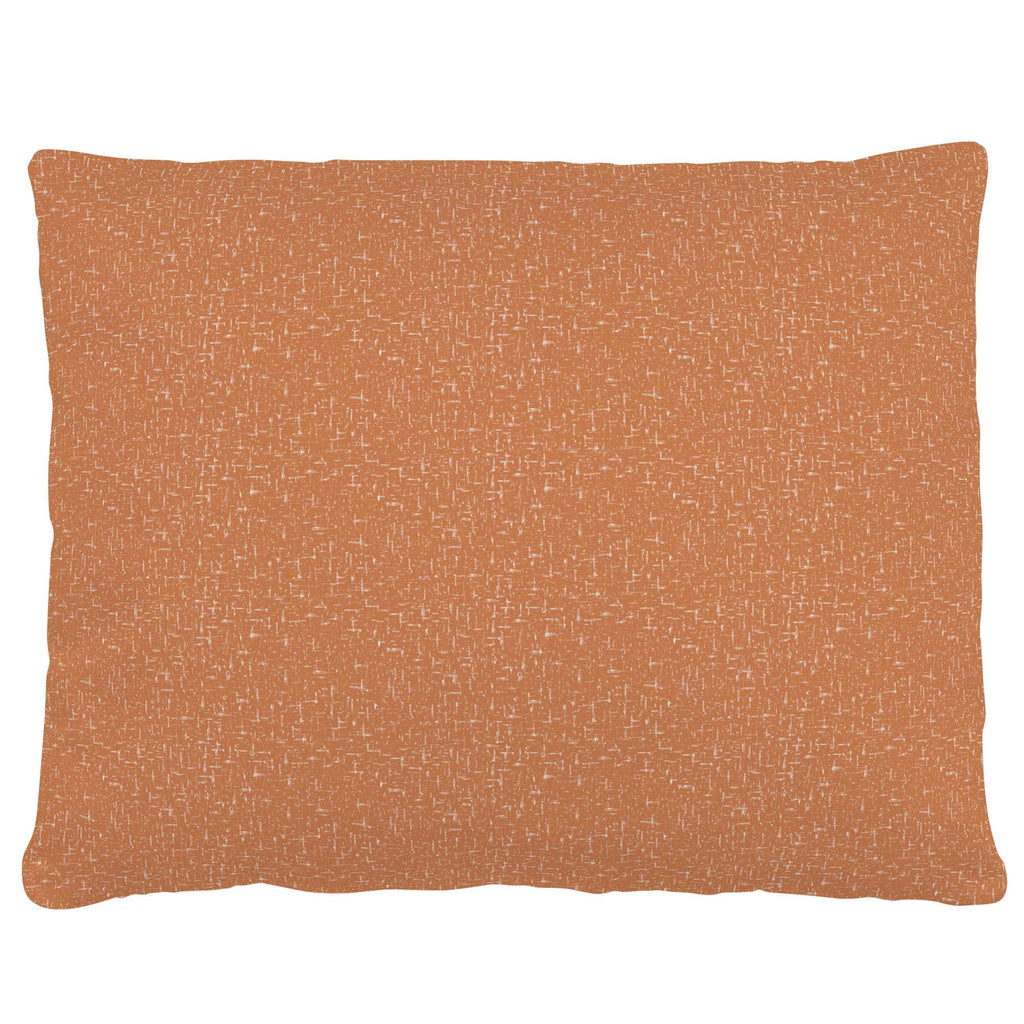 Product image for Fox Orange Heather Accent Pillow