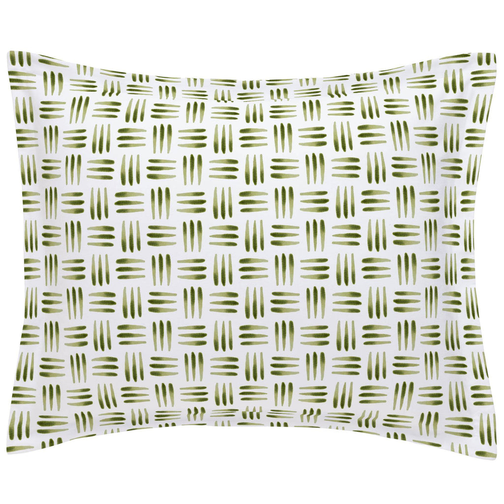 Product image for Sage Basket Pillow Sham