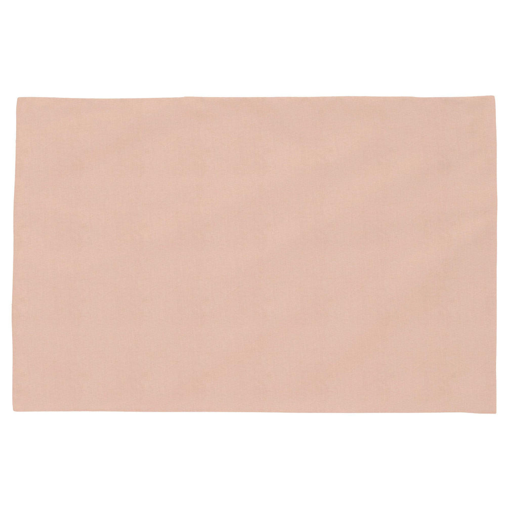 Product image for Solid Peach Toddler Pillow Case