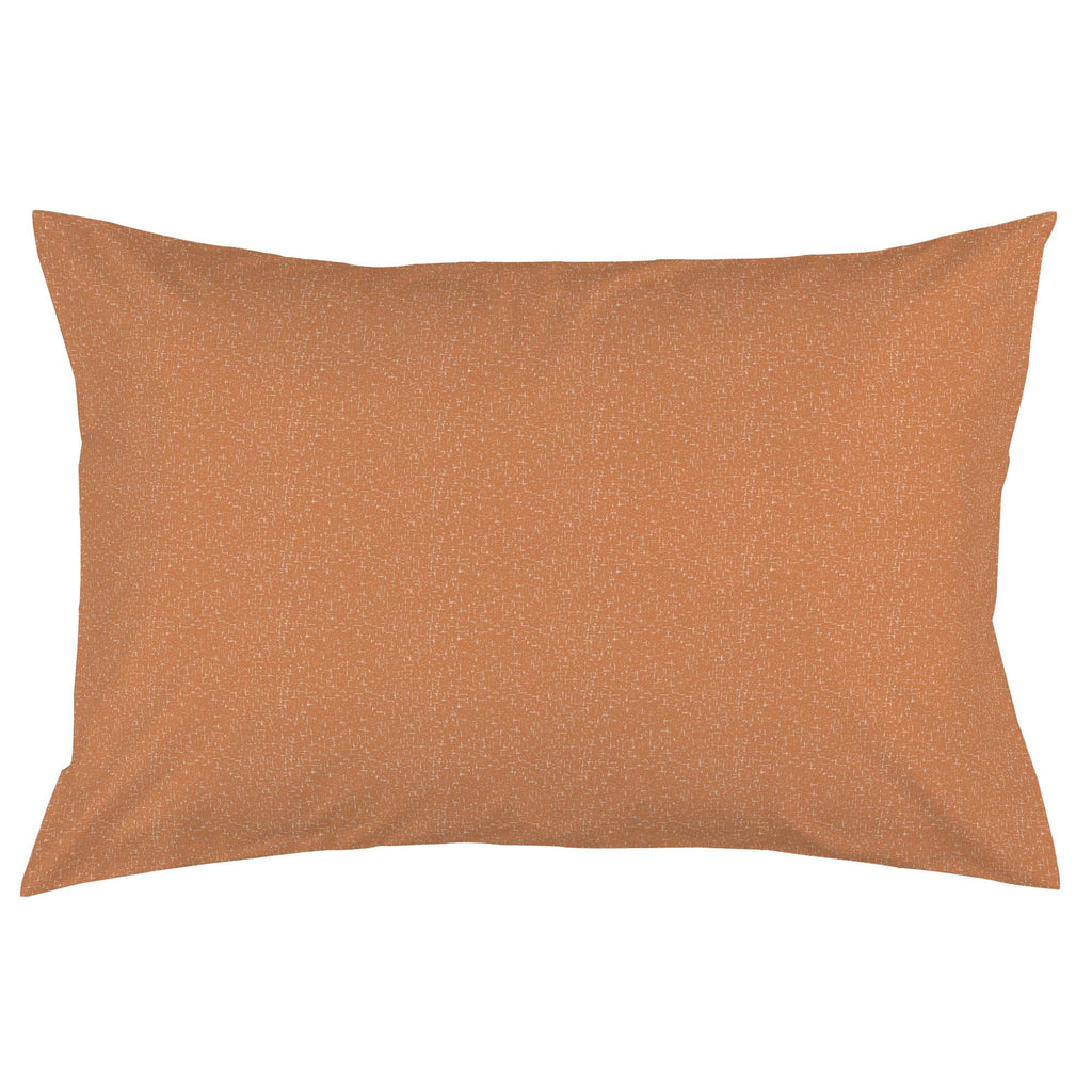 Product image for Fox Orange Heather Pillow Case