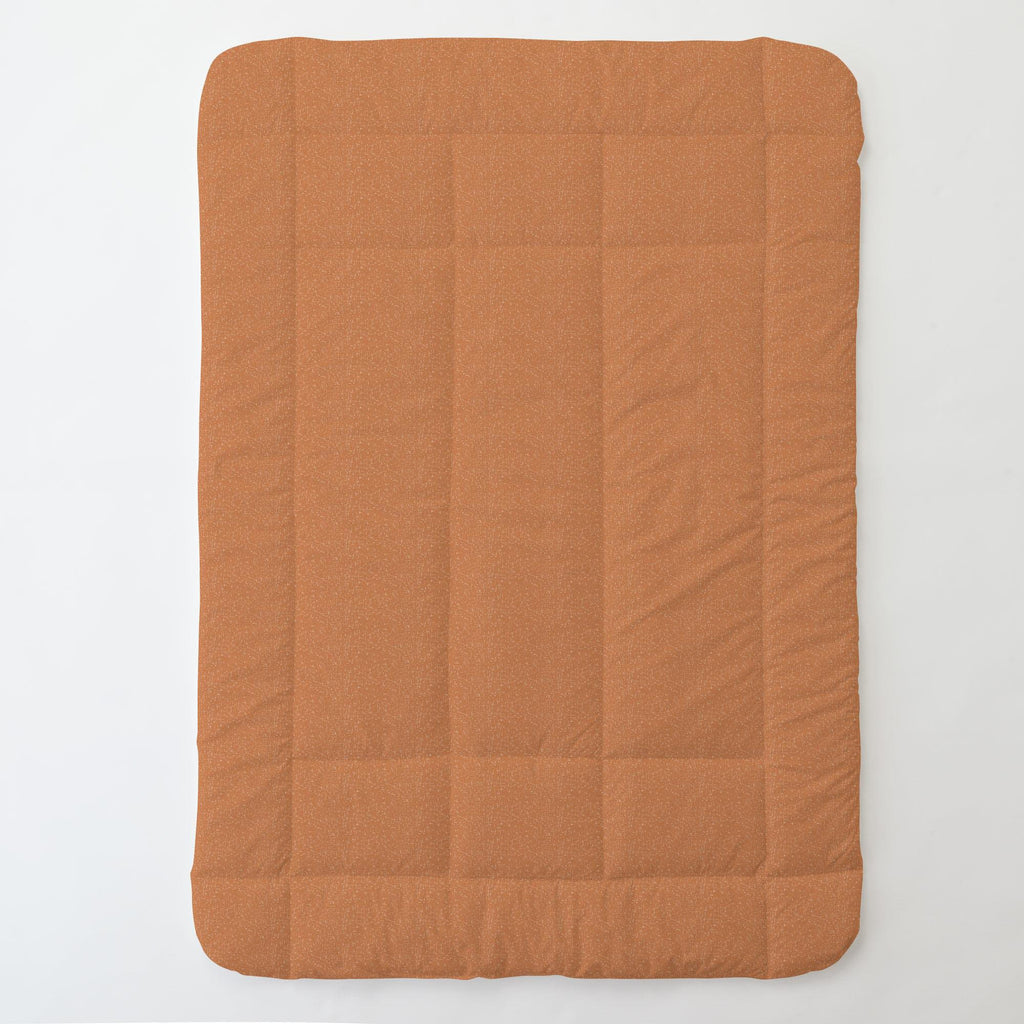 Product image for Fox Orange Heather Toddler Comforter