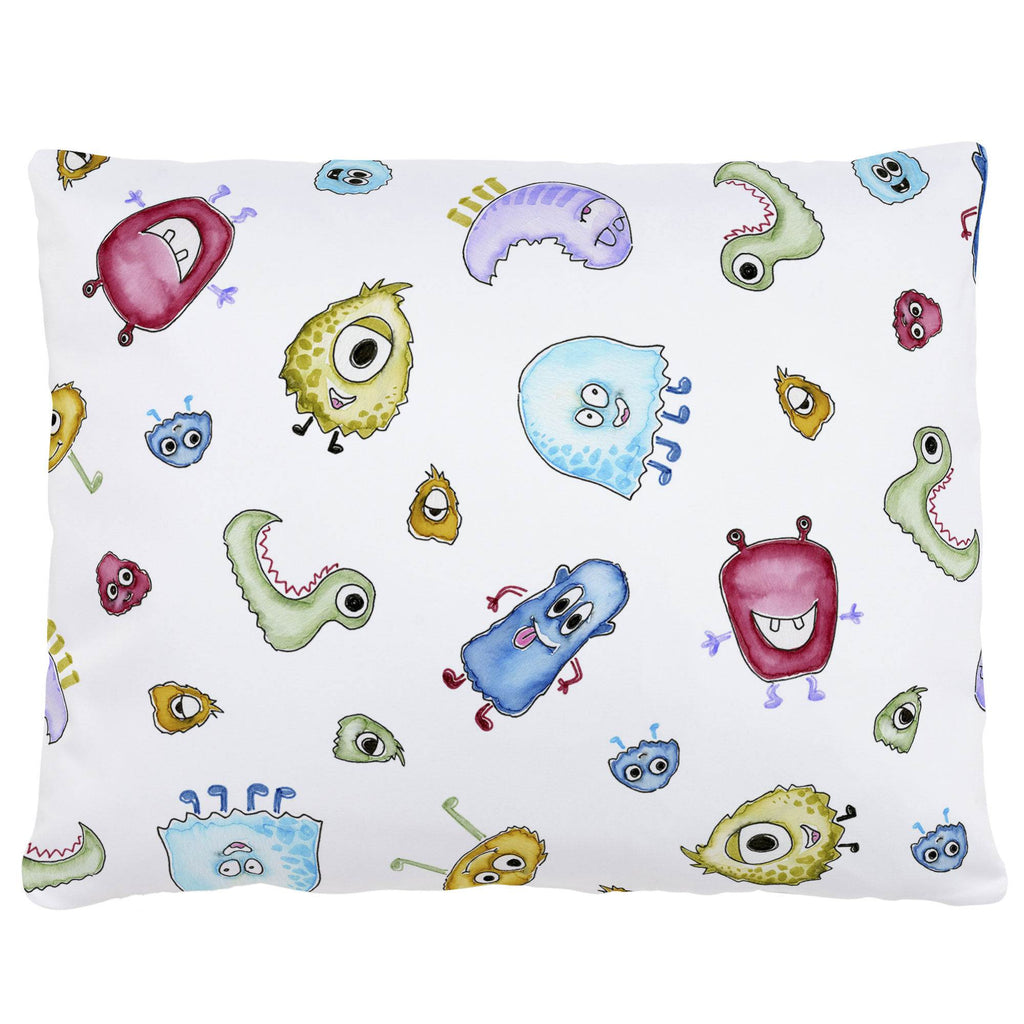 Product image for Watercolor Monsters Accent Pillow