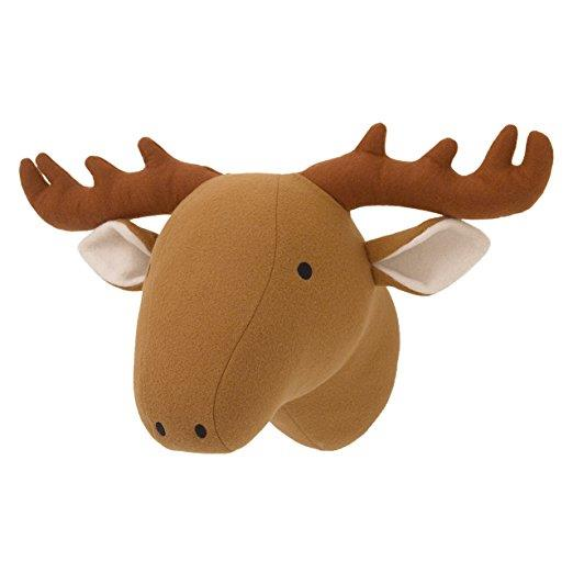 Product image for Plush Moose Wall Decor