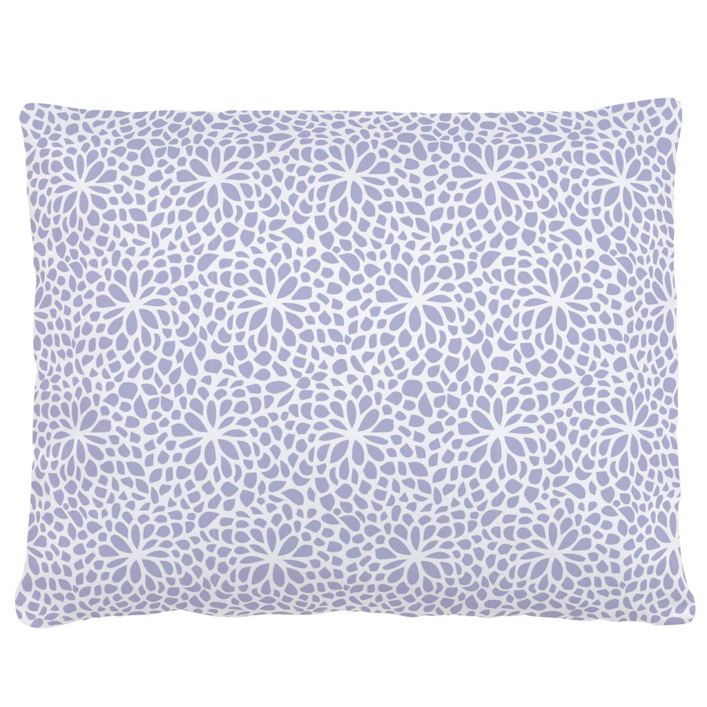 Product image for Lavender Modern Mums Accent Pillow