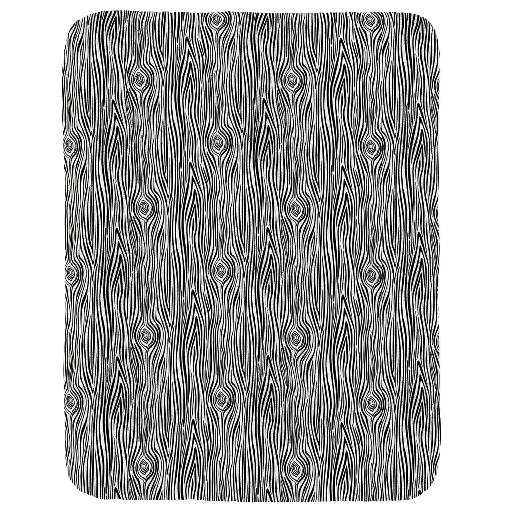 Product image for Onyx Woodgrain Crib Comforter