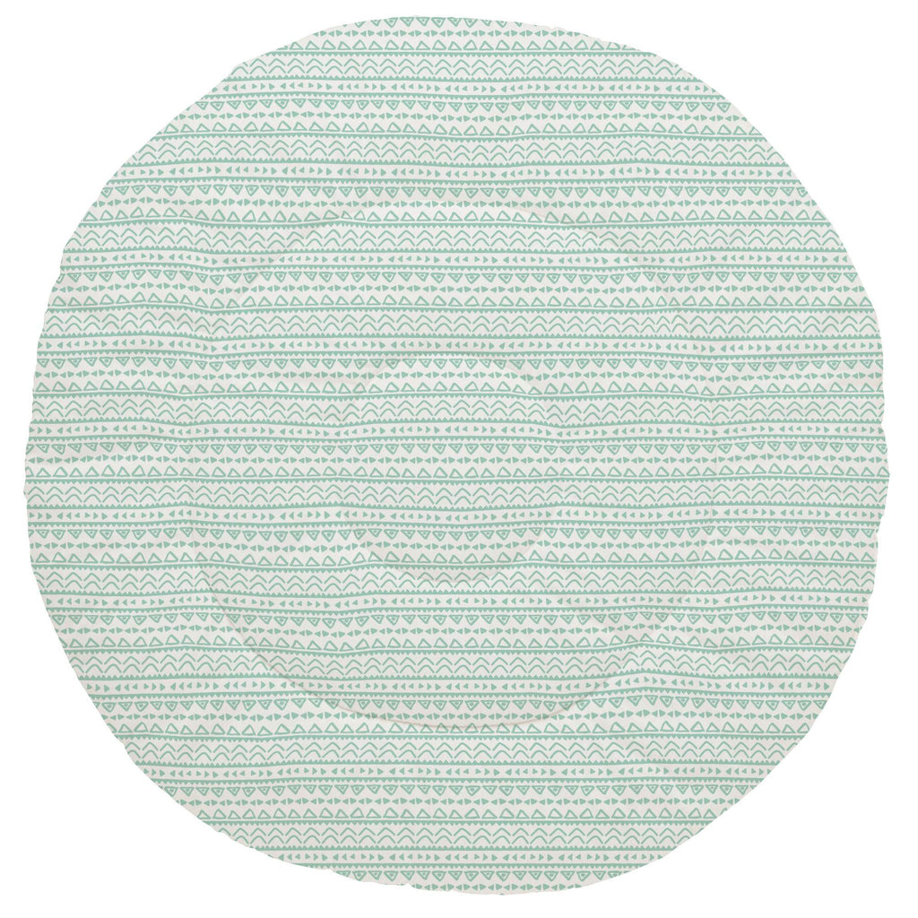 Product image for Mint Baby Aztec Baby Play Mat