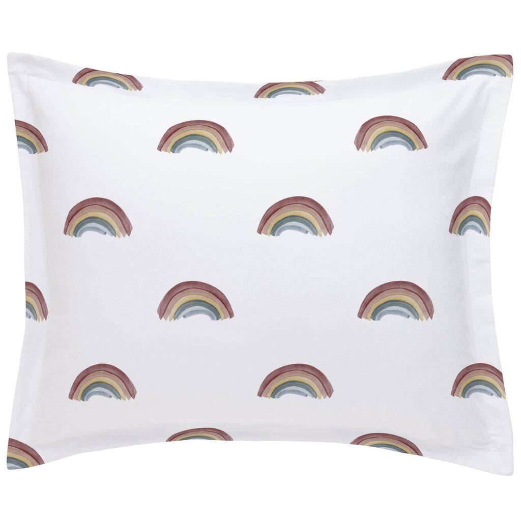 Product image for Soft Rainbows Pillow Sham