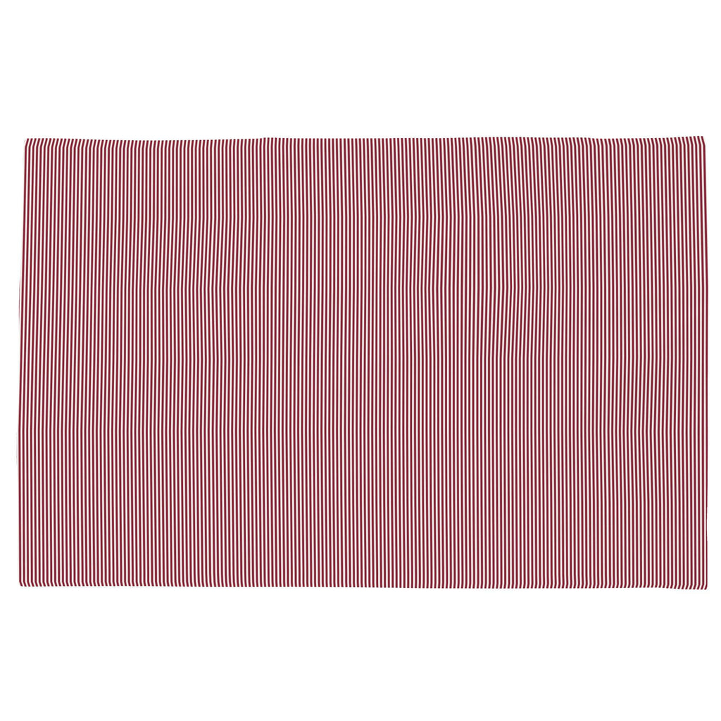 Product image for Crimson Mini Stripe Toddler Pillow Case