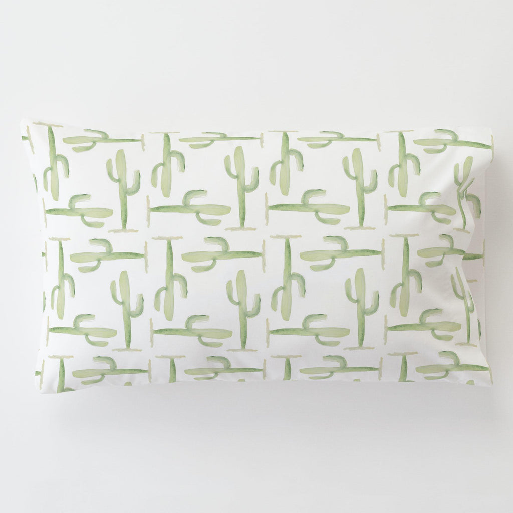Product image for Arizona Cactus Toddler Pillow Case with Pillow Insert