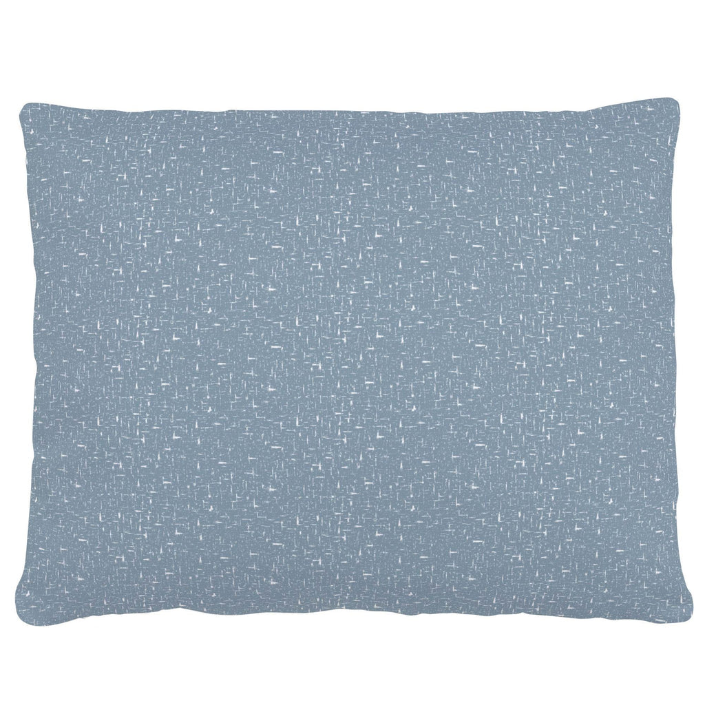 Product image for Steel Blue Heather Accent Pillow