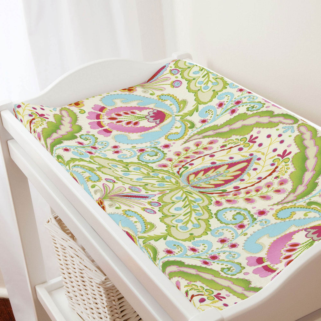 Product image for Kumari Garden Teja Changing Pad Cover