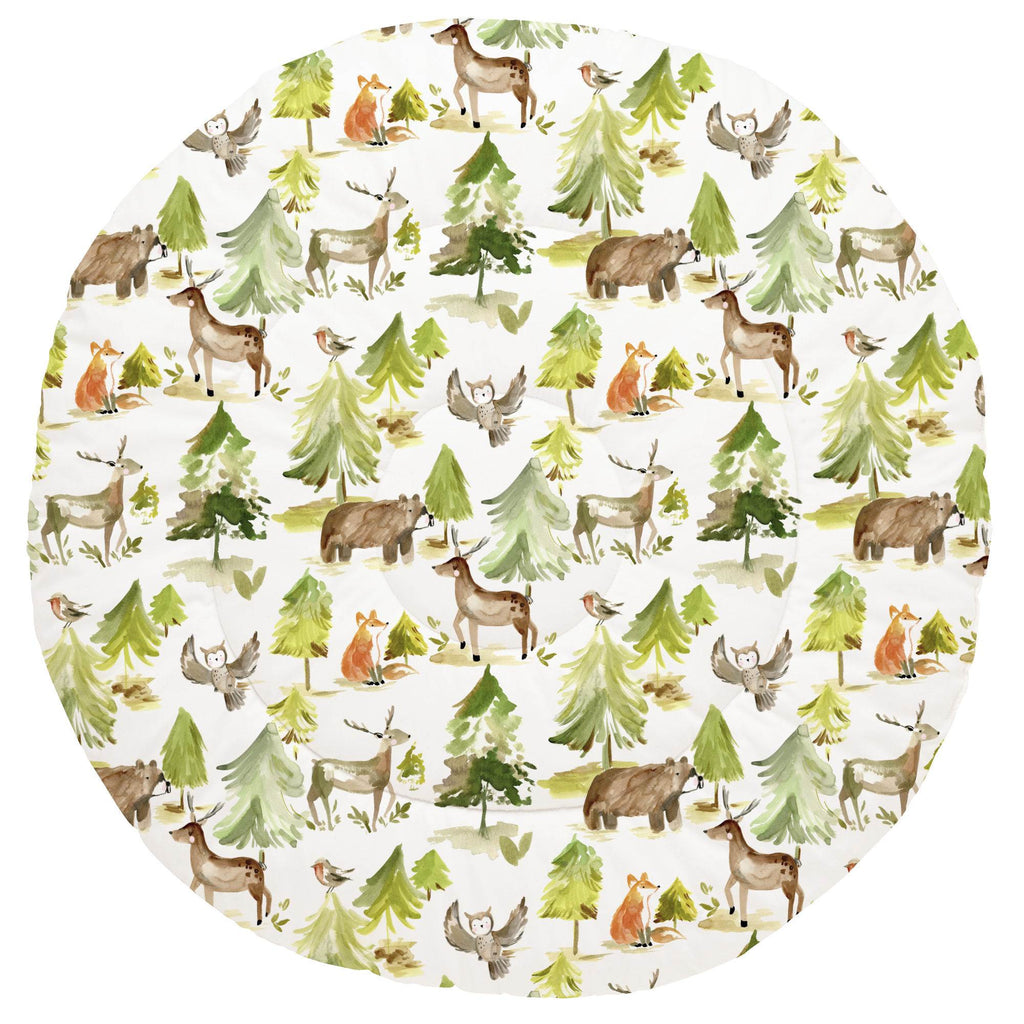 Product image for Painted Forest Baby Play Mat